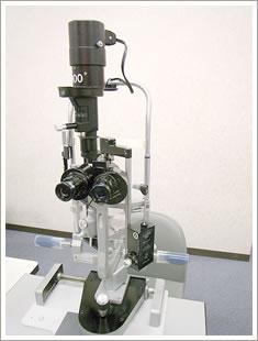 細隙燈顕微鏡